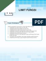 Limit Fungsi Bab7