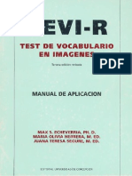 Manual Tevi r Bueno
