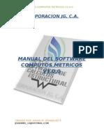 Manual de Sce-computos Metricos v1.0.0