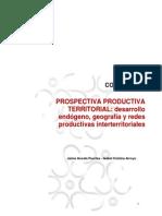 Prospectiva Productiva Territorial Para Colombia