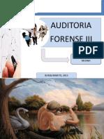 AUDITORIA FORENSE 3