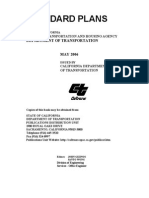 2006 Caltrans Standard Plans