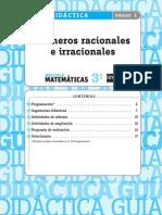Guia 3o Secundaria Matematicas