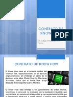 Parte 05 - Contrato de Know How