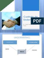 Parte 07 - Contrato de Underwriting