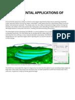 Environmental Applications of MineSight