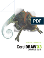 Corel Draw x3 Graphics Suite Manual en Espanol