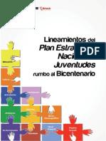 1.Lineamiento Del Plan Nacional de Juventudes