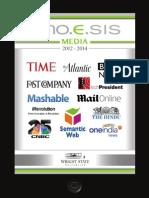 Kno.e.sis in Media (2012- April 2014)