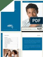 Brochure Career Planning
