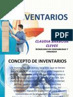 Inventarios Claudia