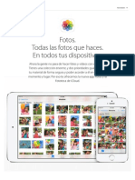 Apple - iOS 8 - Fotos