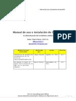 Manual de Instalación de OpenBTS Versión 0.2
