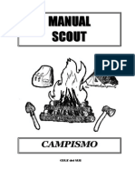 Supervivencia. - Manual Scout Campismo