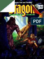 Dragon Magazine #223