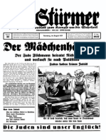 Der Stürmer - 1937 - Nr. 32