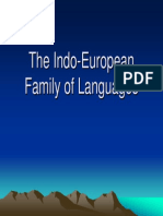 Indo-European Linguistics 1