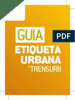 Guia Etiqueta Urbana