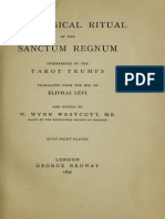 Magical Ritual of the Sanctum Regnum