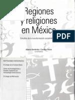 Regiones Y Religiones en México
