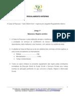 Regulamento (Modelo)