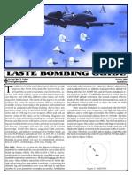 Laste a 10 Bombing Guide
