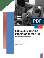 Radiografia Educacion Tp en Chile