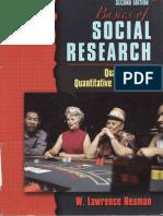 [W. Lawrence Neuman] Basics of Social Research Qualitative