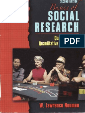 W  Lawrence Neuman] Basics of Social Research Qualitative
