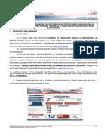Operaciones de Remesas a Familiares Residenciados en El Extranjero Instructivo (1)