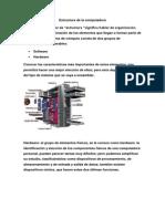 Estructura de La Computadora