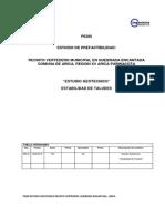 p6280 Geotecnia Quebrada Encantada Arica Emi A