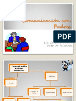 Comunicación Con Padres
