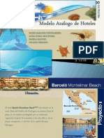 Modelo Análogo de Hoteles
