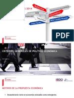 BDO Reformas Fiscales 2014