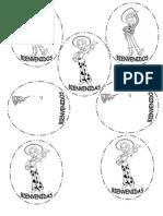 Distintivos de Bienvenida Kinder (2)