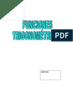 Trabajo Trigonometria 3ºc