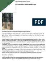 celtiberia net v3 0 - arco de triunfo en lucus augusti - biblioteca