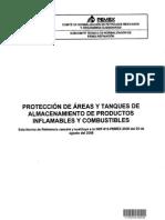 15 NRF-015-PEMEX-2012 Protección de Áreas y Tanques de Almacenamiento de Productos Inflamables y Combustibles