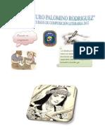 Bases Del Concursos de Composición Literaria 2013 ............
