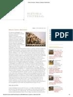 Historia Universal _ Mahavira, Guatama y Maskariputra