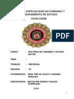 HOJA INDIVIDUAL DE ESTUDIO PREVIO N° 002