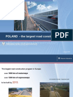 Strategic Highway Expansion - Poland