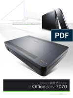 MIA Brochure OS7070Samsung