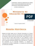 ministerio de educacion superior.pptx