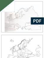 Mapas de Europa