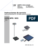 Manual Mpb Mxs Ba s 1113