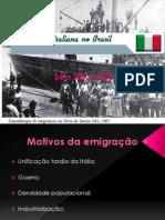 Imigração Italianaa
