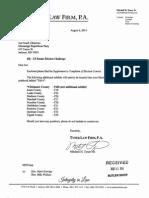 McDaniel Election Challenge Madison County Affidavit