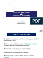 05 Geofisica Aplicada - Alexis Arias